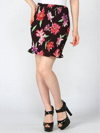 【SALE/91%OFF】DaTuRa リゾートガーデンシャーリングSK パル グループ アウトレット スカート ミニスカート ブラック ホワイト