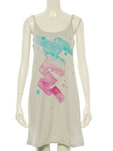 PAINTER'S TANK DRESS