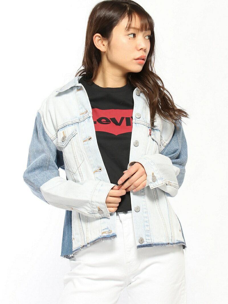 【SALE/30%OFF】Levi's (W)EX-BF SPORT PC TRUCKER リーバイス コート/ジャケット【RBA_S】【RBA_E】【送料無料】