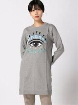 (W)FW18 Classic Eye Sweat Dress