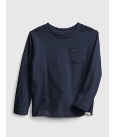 【SALE/25%OFF】GAP (K)オーガニックコットン ミックス&マッチ Tシャツ (幼児) ギャップ カットソー キッズカットソー ネイビー ブルー グレー グリーン ホワイト