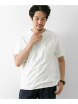 Knit Pocket Tシャツ