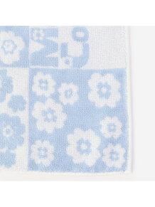花デザインハンカチタオル