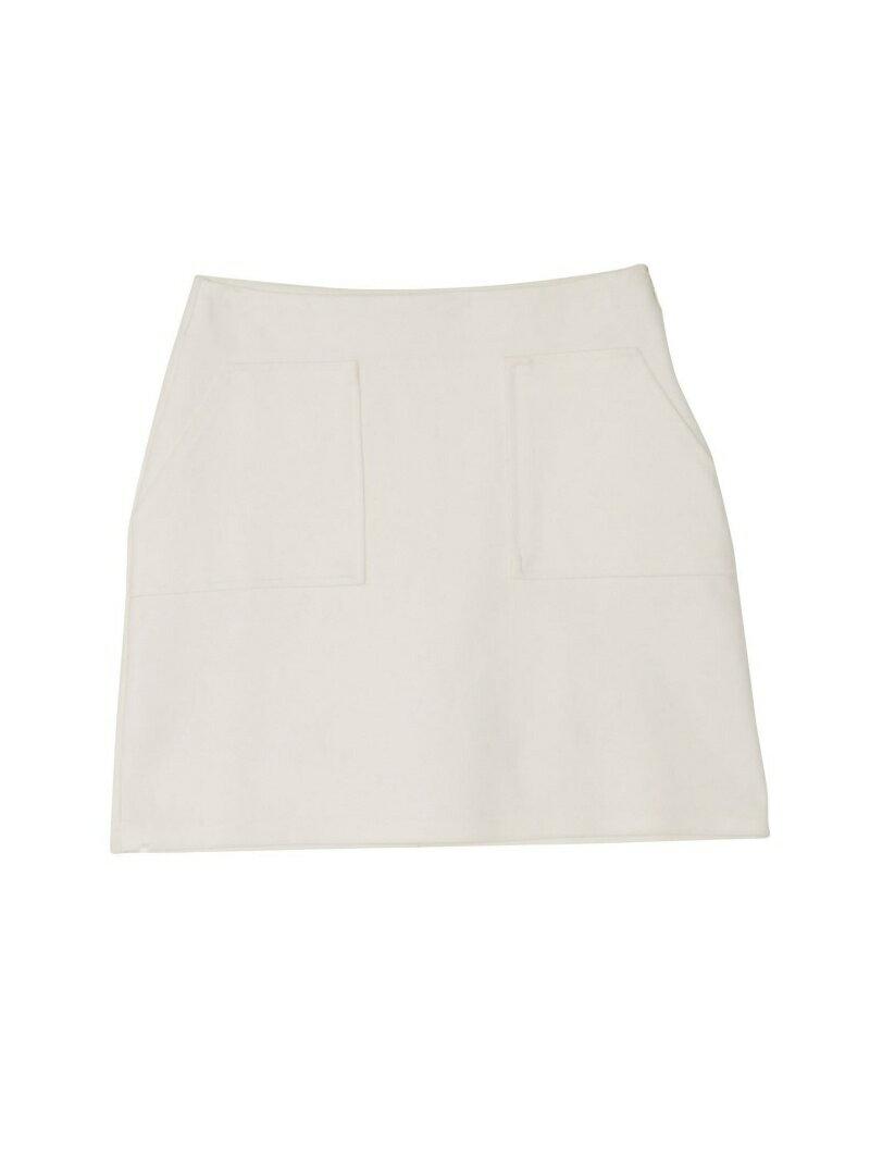 EMODA BOXYポケットフィットミニスカート エモダ スカート【送料無料】