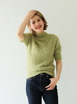 Shaggy Half Knit