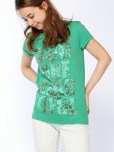 (W)グラフィック半袖Tシャツ・カットソーSP
