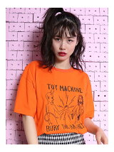 TOY MACHINE BIG TEE