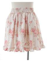 ヴィンテージローズスカート