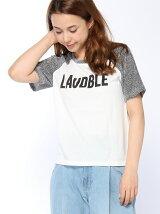 ラメラグランTシャツ