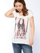 (W)グラフィックガール半袖Tシャツ・カットソーSP