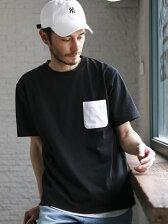 【WEB限定】BC ★★DRY COMBI/COL C/N Tシャツ <機能性素材>