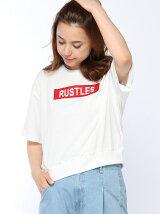 バックレースアップTシャツ