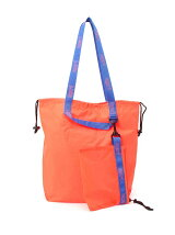 PACKABLE NYLON TOTE