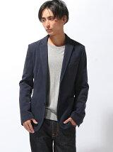 (M)ダブルフェイスジャージージャケット
