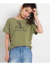 メガネデザインTシャツ