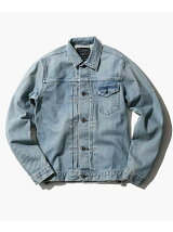 Crow Denim JKT Wash 03