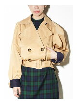 Compact Trench Jacket