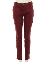 Stretch Slim Pants