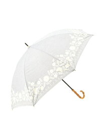studio CLIP W0ボヘミアンPTヒガサ スタディオクリップ ファッショングッズ 日傘/折りたたみ傘 グレー