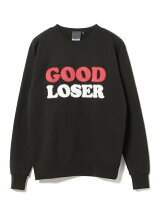 BEAMS T / GOODLOSER Sweat