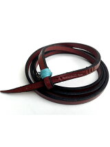 *Tokyo Tominzoku Leather Cord BR