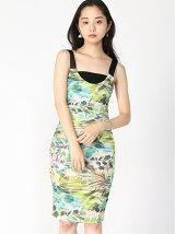 (W)TROPICAL EDGE DRESS