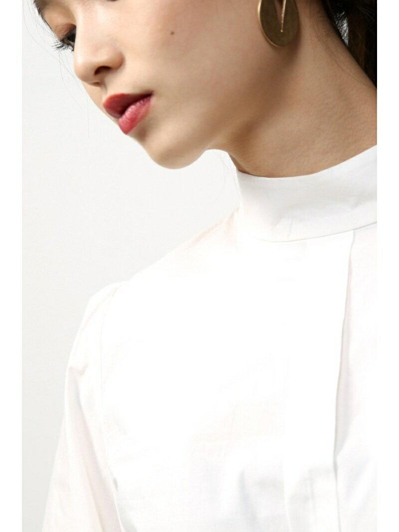 【SALE/70%OFF】AZUL by moussy ハイネックシャツ アズールバイマウジー シャツ/ブラウス【RBA_S】【RBA_E】