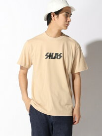 【SALE/30%OFF】SS TEE ROCK LOGO サイラス カットソー【RBA_S】【RBA_E】