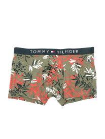 TOMMY HILFIGER (M)TOMMY HILFIGER(トミーヒルフィガー) プリント ボクサーパンツ トミーヒルフィガー インナー/ナイトウェア ボクサーパンツ/トランクス ネイビー