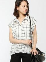 (L)ネックレスツキスキッパーシャツ