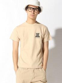 【SALE/30%OFF】SILAS SS TEE ROCK SILAS AN サイラス カットソー Tシャツ ベージュ ブラック グリーン ネイビー レッド ホワイト イエロー