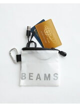 BEAMS / ナイロン ポーチ S <新着>