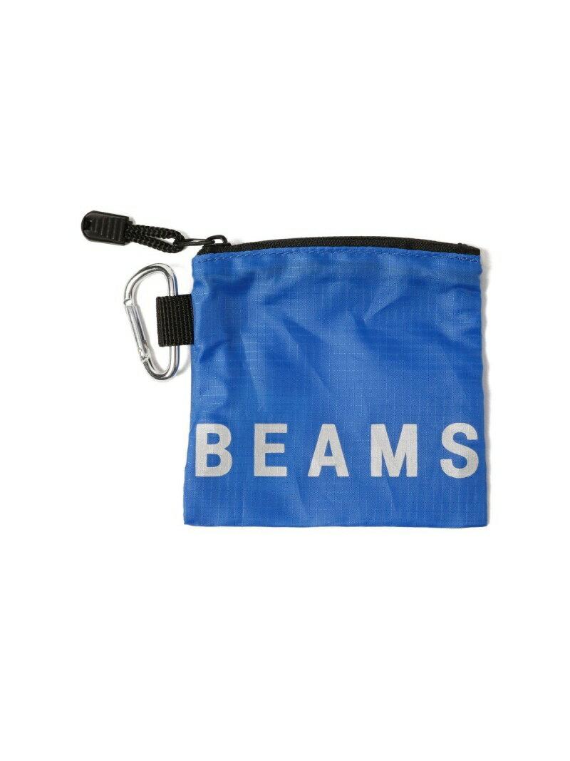 BEAMS MEN BEAMS / ナイロン ポーチ S <新着> ビームス メン
