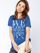 (W)シャツテイル半袖Tシャツ・カットソーSP