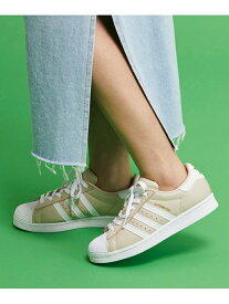【SALE/44%OFF】adidas Originals (U)SUPERSTAR アディダス シューズ スニーカー/スリッポン ベージュ ネイビー【送料無料】