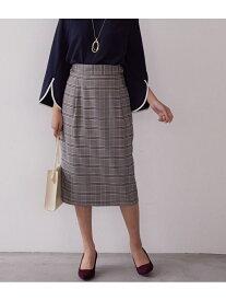 【SALE/50%OFF】ViS 【WEB限定Lサイズ】サイドバックルIラインスカート ビス スカート スカートその他 グレー ベージュ ネイビー