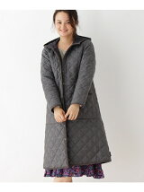 Traditional Weatherwear ウールキルトステッチコート