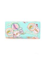 ララチャンコラボ(8ガツ)財布