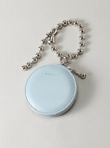 ball chain key case