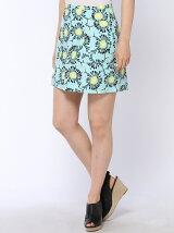 (W)フラワースカート4U