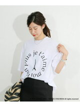 <<予約>>【Je t'aime moi non plus for EDIFICE】CIRCLE LOGO Tシャツ