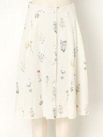 【SALE/52%OFF】THE SHINZONE BOTANICAL PRINT SKIRT シンゾーン スカート フレアスカート【送料無料】