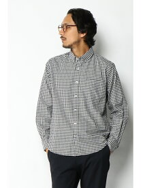ikka オックスBDシャツイージーケア イッカ シャツ/ブラウス シャツ/ブラウスその他 ブラック ホワイト レッド ブルー ネイビー ベージュ