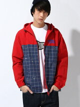 3M PERSPECTIVE GRID NYLON JACKET