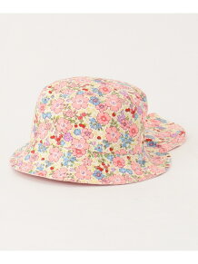 リバーシブル日よけ 帽子