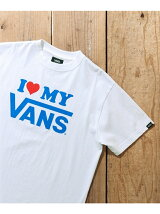 VANS I LOVE MY VANS SHORT-SLEEVE T-SHIRTS