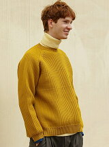 Flix Ridge Crew Knit