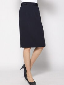 【SALE/70%OFF】Viaggio Blu 【手洗い可】【セットアップ対応】エステルダブルクロスストレートスカート ビアッジョブルー スカート スカートその他 ネイビー ベージュ パープル【送料無料】