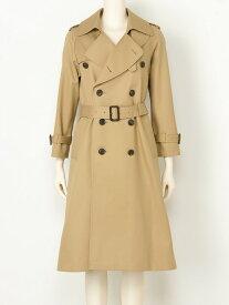 beautiful people ultimate pima twill maxilong trench coat ビューティフル ピープル コート/ジャケット【送料無料】