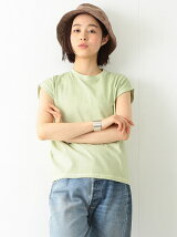 FRUIT OF THE LOOM × BEAMS BOY / フルーツ染め ノースリーブ Tシャツ